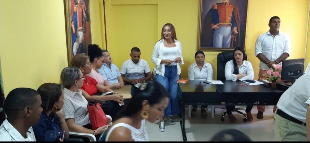 Por fin se inició el empalme en la Alcaldía de Arroyo Hondo, Bolívar