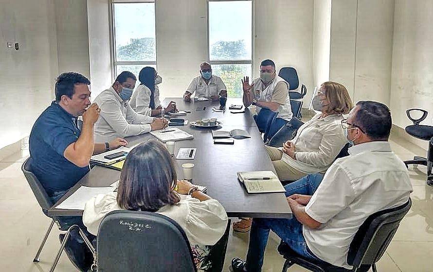 Gobernación atiende desplazamientos que se presentan en el sur de Bolívar